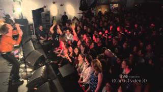 """Cage The Elephant  """"Halo""""  Live from Artists Den"""