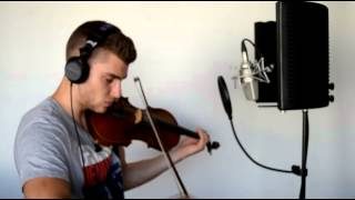 Ed Sheeran   I See Fire Lago Violin Cover