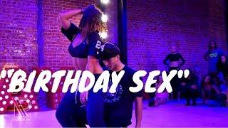 "JADE CHYNOWETH  ""Birthday Sex ""   Nicole Kirkland choreography  "