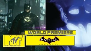 Batman Arkham Knight - Music Video ft. Seal: Kiss From A Rose