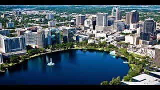 Centro de la Ciudad de Orlando, Florida