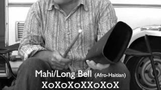 6/8, 12/8 (ternary) African, Afro Cuban cowbell patterns, 19 bell rhythms