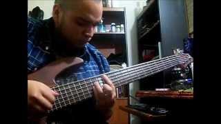 Los Chiches - Tierra Mala (Bass Cover)