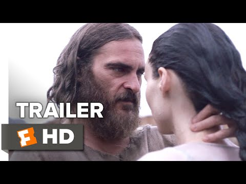 Mary Magdalene Trailer (2019)