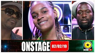 Koffee, Iba Mahr, Busy Signal, Stacey McKenzie - Onstage February 2 2019 (FULL SHOW)