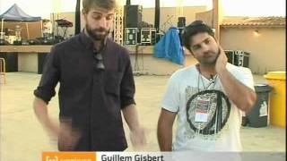 Concert a Porreres de Manel i Antònia Font