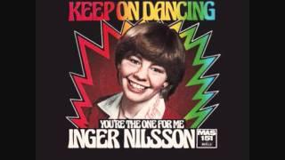 INGER NILSSON - Keep On Dancing (1977)