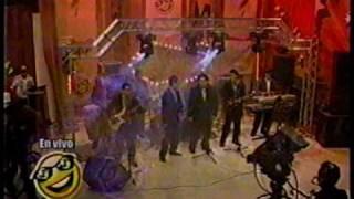 """grupo BAGDAD...EL REGRESO EN VIVO """"EL CAFETERO""""  ABRIL DE 2009"""