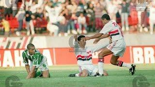 São Paulo 2x1 Palmeiras 24 07 1994 Libertadores