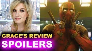 Deadpool 2 SPOILER Review width=