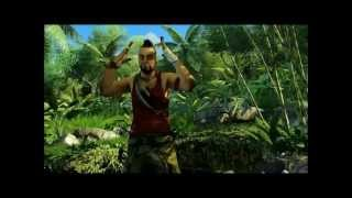 Vaas explain the definition of insanity to the paraoh of the fish