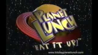 Planet Lunch - Promotional Advertisement