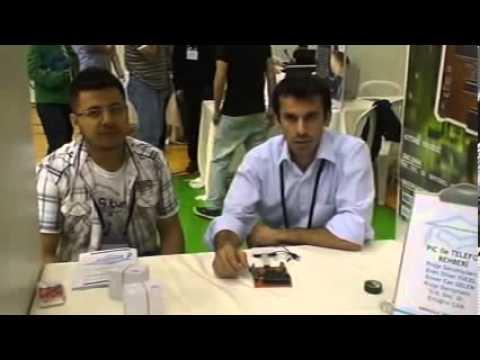 Elektrik Mühendisleri Odası Bitirme Projeleri Sergisi 2011 -2