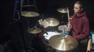 Jimmy Eat World- Bleed American (Drum Cover)