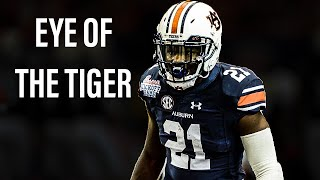 "AUBURN FOOTBALL 2017 ""EYE OF THE TIGER"""