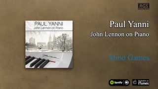 John Lennon on Piano - Mind Games
