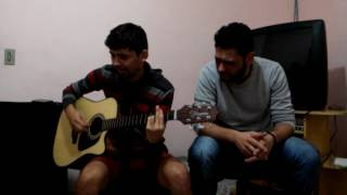 Por um gole a mais - Bruno e Marrone (cover) Samuel Carvalho part. Fabrício Trindade