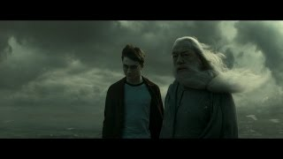Harry Potter and the Half-Blood Prince - Journey to the Cave scene (HD)