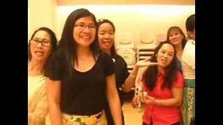 HAPPY BIRTHDAY SONG FOR MARY ANN PART 1