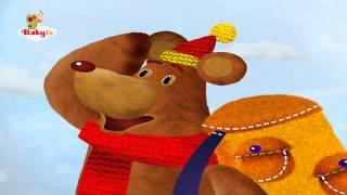 O Urso subiu à montanha  720p