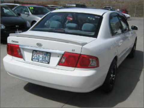 Ray Pearman Used Cars >> 2003 Kia Optima Problems, Online Manuals and Repair
