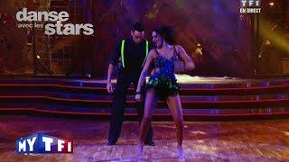 DALS S02 - Une samba avec Shy'm et Maxime Dereymez sur ''Loca'' (Shakira)