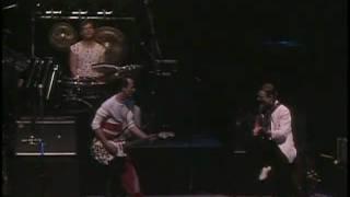 King Crimson - live 1984 - Frame by Frame