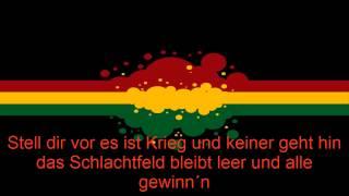 Mono&Nikitaman - Stell dir vor es ist Krieg lyrics