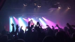 Hopsin live Debaser Sweden, All your fault
