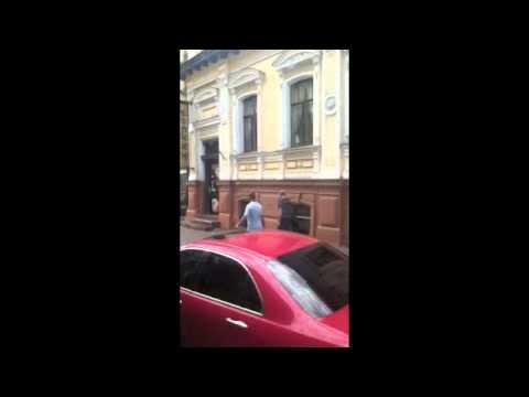 Kharkov – Sumskaya Str – View from a Bus Window