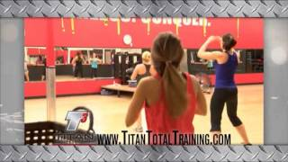 Titan Total Training KCEN Commercial