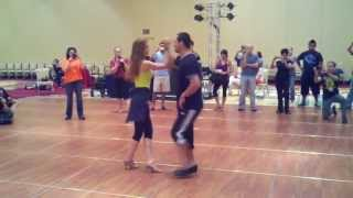 Andres Giraldo (Salsa y Control) Advanced Workshop Salsa