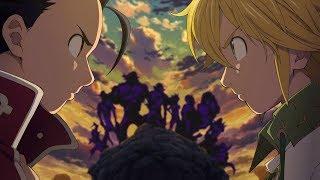 Warriors/Imagine Dragon/Nanatsu no Taizai:Imashime no Fukkatsu /The Seven Deadly Sins 2nd Season AMV