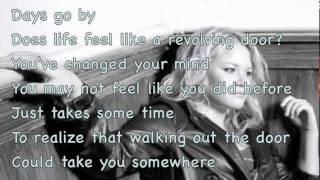 Ali Slaight -  Great Expectations (lyrics)