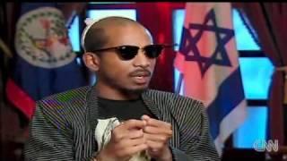 The Shyne Story on CNN in Jerusalem