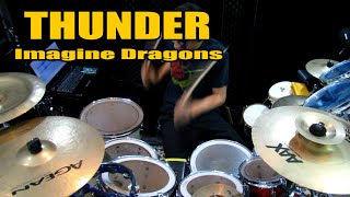 Thunder - Imagine Dragons (drum cover/composition by Claudio Reis)