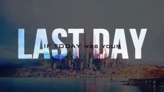 Zootopia | If today was your last day