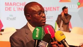 FIAD 2019 : Jacob Jusu Saffa, Ministre des Finances de la Sierra Leone