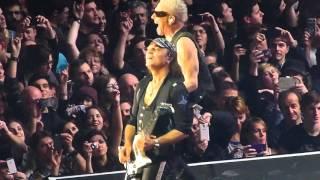 Scorpions -  Make it real - Live Paris 2015