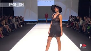 DANA PISARRA Spring 2015 Grand Defile Lingerie CP Moscow - Fashion Channel