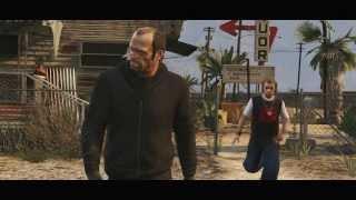 Tráiler Oficial Grand Theft Auto V