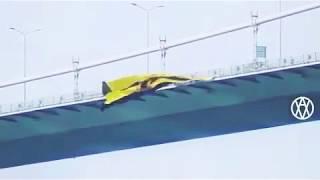 Güneşimi Kaybettim Fenerbahçe Köprü Euroleague