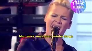 Pink - Beautiful Trauma (Legendado) (Tradução)