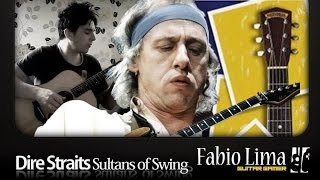 Dire Straits - Sultans of Swing Meets Fabio Lima (Fingerstyle)