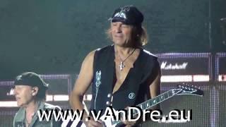 Scorpions - Overkill (Motörhead - Lemmy) - Graspop Metal Meeting 2017