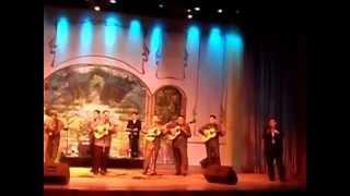 Los Dandys, Los Panchos, Los Academicos  Concierto Boleros, Trios y Amor