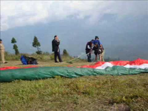 Paragliding Kalimpong