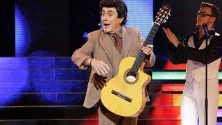 Juan Muñoz imita a Peret - Tu Cara Me Suena
