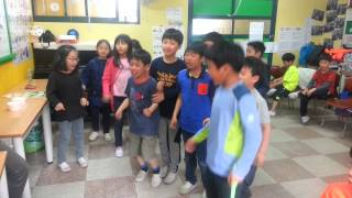 Children's Day Hokey Pokey