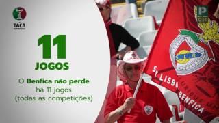 30 Segundos com Playmaker - Benfica na final da Taça de Portugal